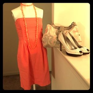 Coach Other - Everything.Dress, heels, purse & wallet, necklace